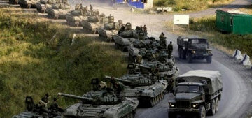 Готується страшне: колона російської військової техніки перетнула український кордон