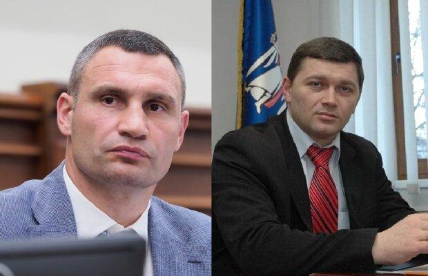 Виталий Кличко, Николай Поворозник