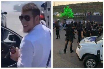 Стрілянина на весіллі під Одесою: стало відомо, що загрожує винуватцю