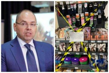 """Степанов знайшов виправдання забороні на потрібні товари в магазинах: """"Можна було підготуватися"""""""