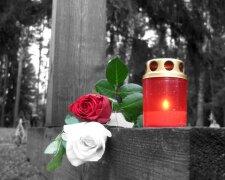 свеча,цветы,