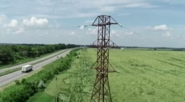 електроенергія, Електрика, струм, електромережі, скрін