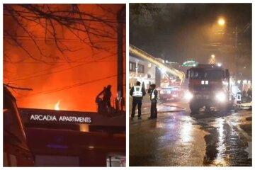"""В Одесі озвучили важливу деталь про пожежу в готелі, в якій згоріли люди: """"Било струмом джакузі"""""""