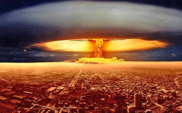 Американец запустил ядерную атаку на базе в Украине (видео)