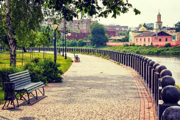 Харьков, лето