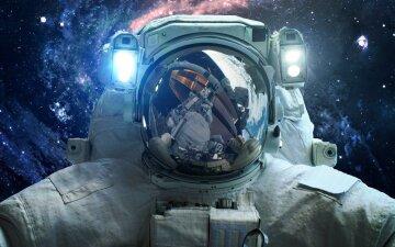 космос, космонавт, полет на луну, космический турист