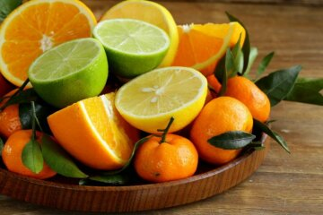 цитрус фрукты