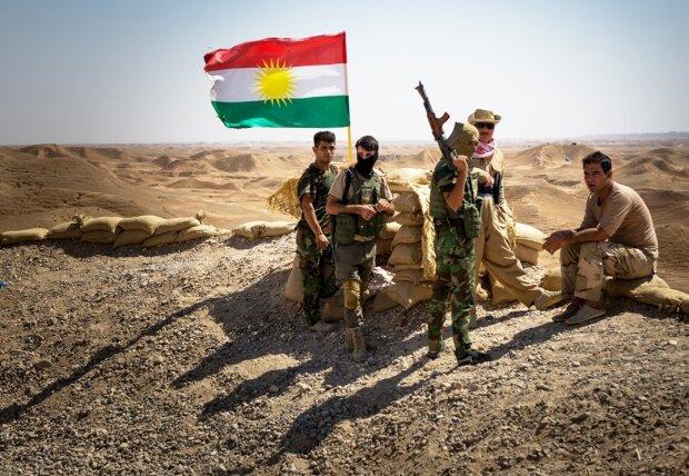 Вітер війни –курди перекроюють мапу на Сході