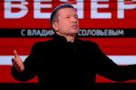 """Соловйов вибухнув погрозами на адресу України через  Донбас: """"Вам вже Путін пояснив"""""""