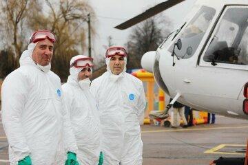 """В Одессе приняли экстренные меры из-за угрозы коронавируса, фото: """"круглосуточное дежурство"""""""