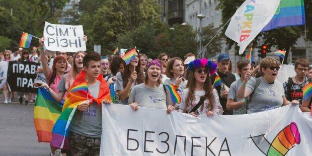 ХарьковПрайд, ЛГБТ, парад