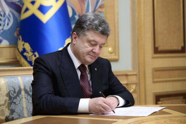 Петр Порошенко пресс-служба президента