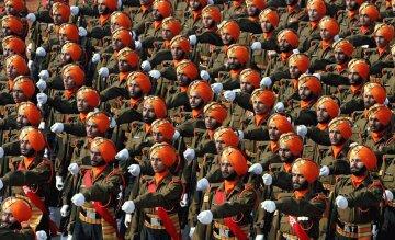 индия, армия