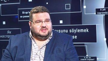 Я советовал, чтобы мы поднимали вопрос миссии ООН, - Телиженко