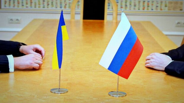 Украина, Россия