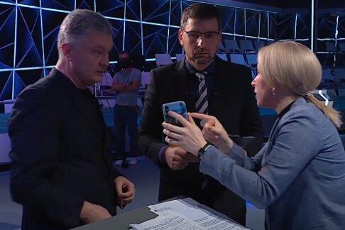"""""""Слуга народу"""" зчепилася з Порошенком в прямому ефірі через Путіна: """"Привітав з днем.."""""""