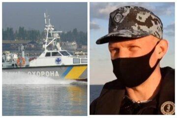 """Через тиждень пошуків офіцера в Одесі прикордонники зробили заяву: """"на жаль..."""""""