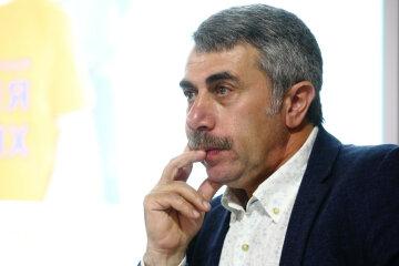 Евгений Комаровский, доктор комаровский