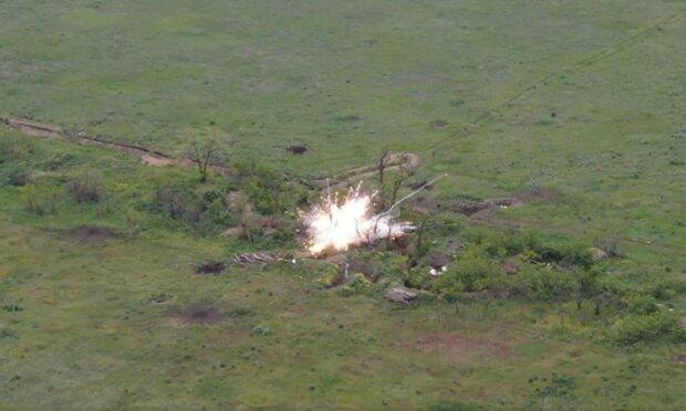 """""""Спасибо каждому!"""": ВСУ стерли в порошок позицию боевиков на Донбассе, видео яркой победы"""