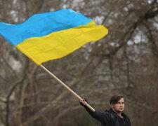 Прапор України, українці