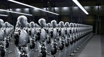 робот армия