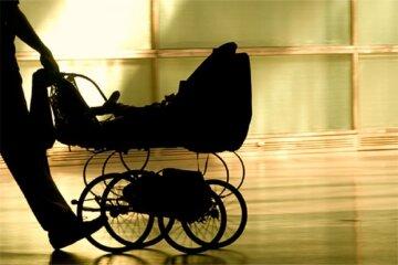 кража, коляска