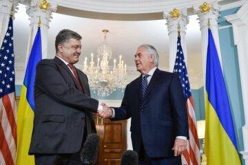 Тиллерсон в Киеве: минский процесс, коррупция и спецпредставитель Волкер