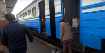 електричка, поїзд, Харків, вокзал
