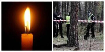 """Трагедия случилась с 20-летним украинцем в лесу, фото: """"тело парня нашли случайно"""""""