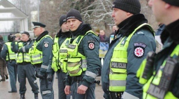 полиция латвия