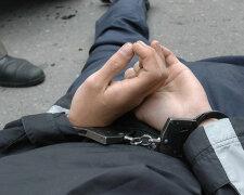 бандит наручники