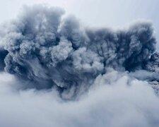 вулкан, катастрофа, извержение вулкана