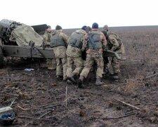 АТО, война Донбасс