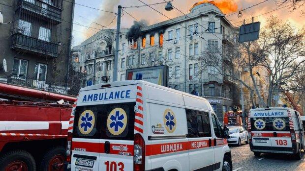 Пожар в Одесском колледже: появились страшные данные о жертвах, «молится вся Украина»