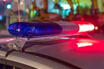 мигалки, полиция, происшествие