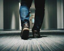 обувь, ноги, мужчина