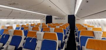 На борту російського літака померла пасажирка