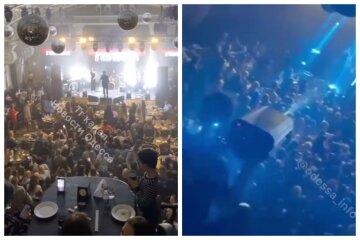 """""""Добро пожаловать в красную зону"""": Одесса шумно отгуляла на пороге локдауна, видео"""