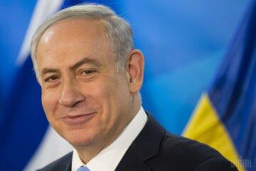 премьер-министр Израиля Биньямин Нетаньяху УНИАН