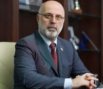 Грігола Катамадзе обрано Віце-президентом Європейської асоціації платників податків