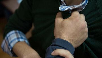 В Ивано-Франковске избили помощника депутата: Рассечена бровь, повреждена челюсть