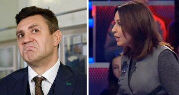 """Телеведуча Наталія Мосейчук накинулася на нардепа Тищенка: """"Недорікуватий, необтесаний і..."""""""
