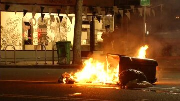 протесты сша