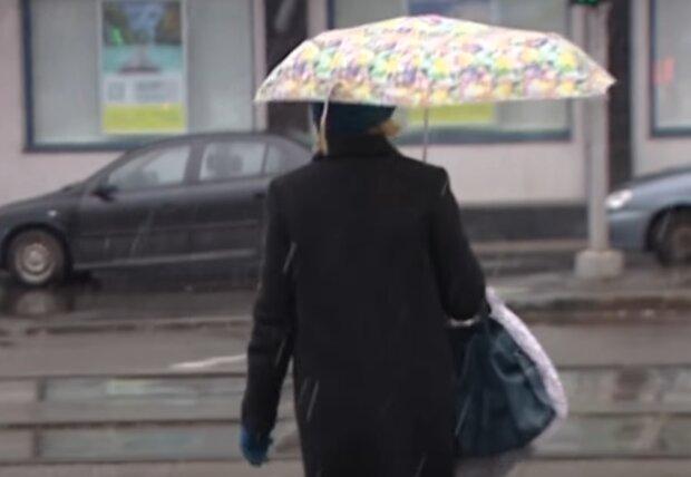 Мокрый снег с дождем и минусовая температура: киевлян предупреждают о резком ухудшении погодных условий