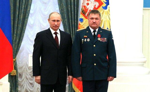 генерал асапов путин