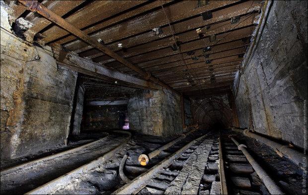 Российский менеджмент устроил «спектакль» на отжатых шахтах