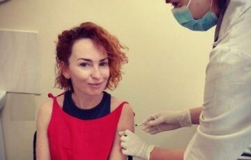 Вікторія Булітко, вакцина