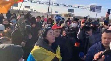 """История с протестами на """"7 километре"""" получила продолжение, одесситы не выдержали: """"Нас хотят загнать в стойло"""""""
