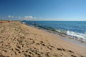 пляж крым берег море