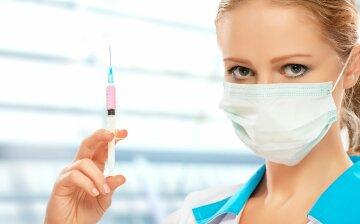 вакцинация, прививки